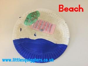 Paper Plate Beach